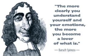 Spinoza Lover Emotions